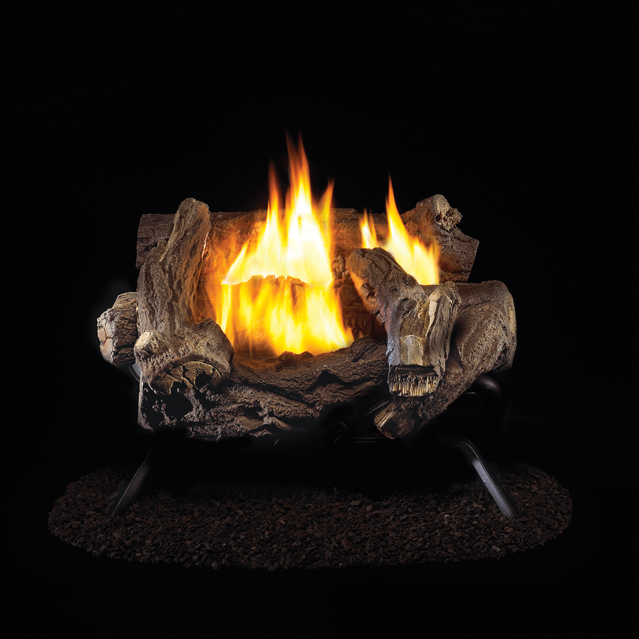 18 Ventless Natural Gas Log Set