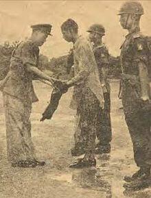 rohingya mujahid surrender