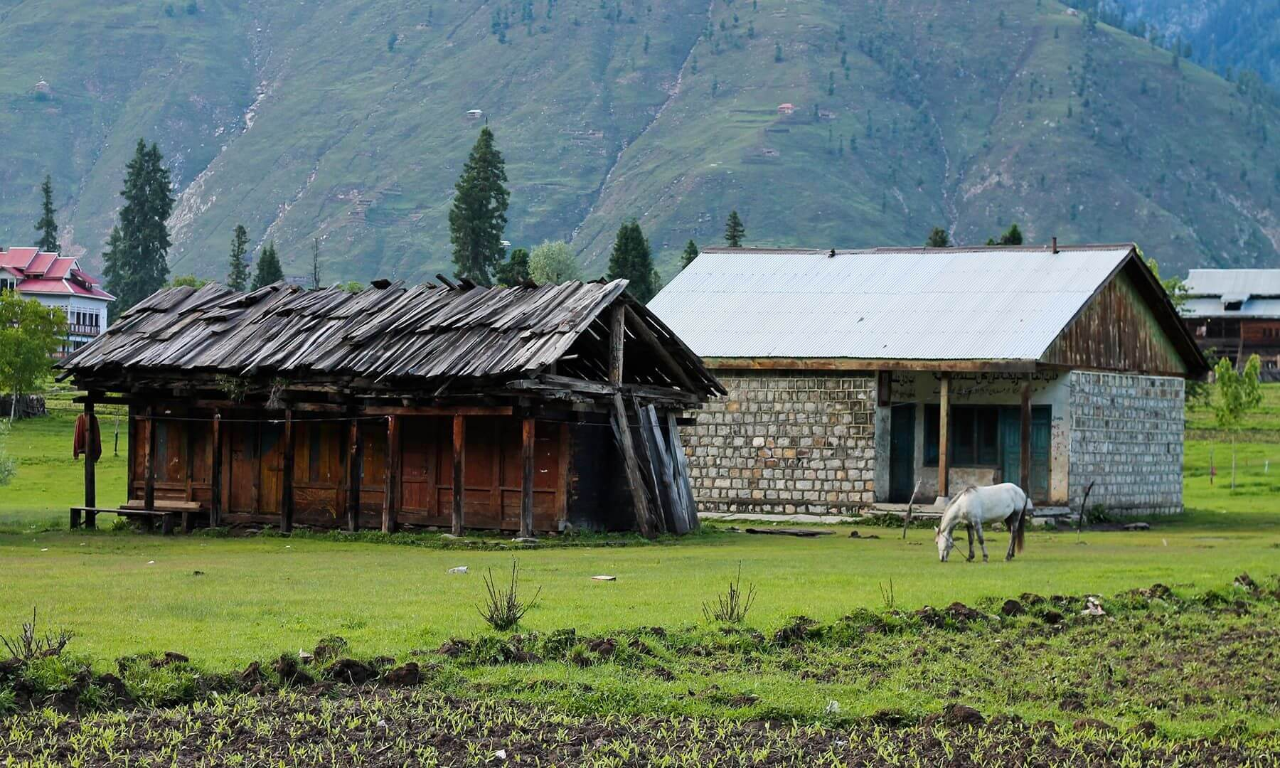 kashmir village