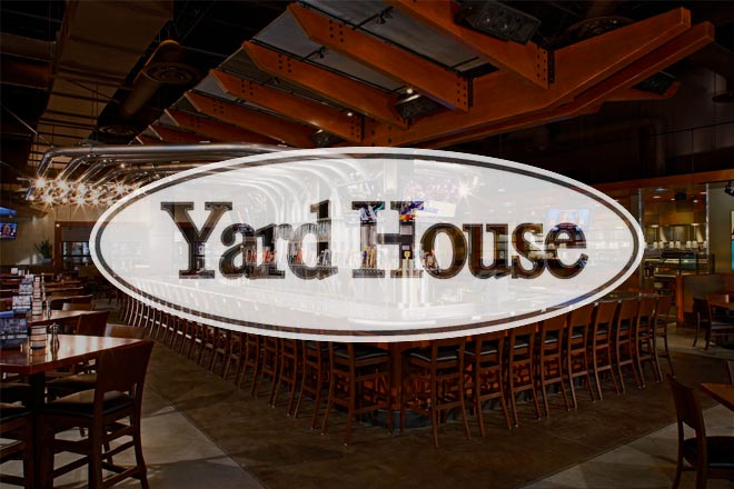 Yard House Virginia Beach Menu