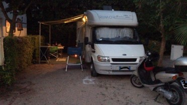viaggio camper Salento