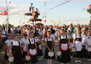 Fiesta nacional de la colonizacion