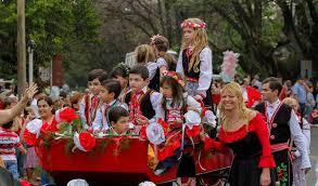 La Fiesta Nacional del Inmigrante