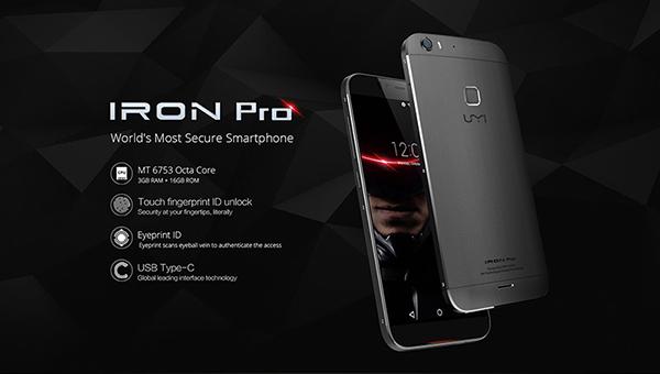 UMI Iron Pro
