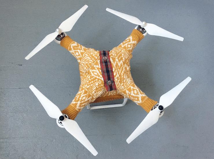 Jerséis-para-drones