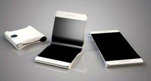 smartphone pantalla plegable