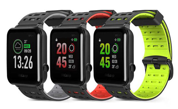 Reloj inteligente de Xiaomi Weloop Hey 3S