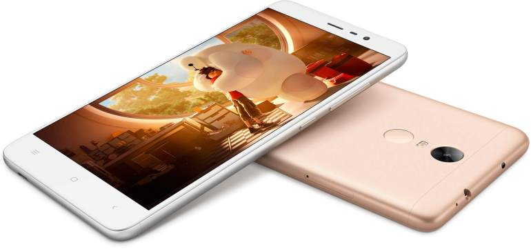 Concepto del Xiaomi Mi Note 3