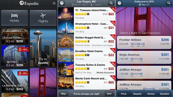 Planifica tus viajes con las mejores apps