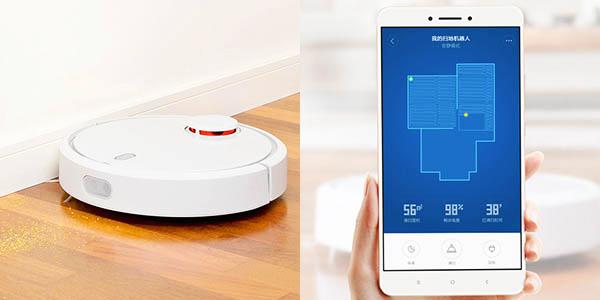 app robot aspirador xiaomi