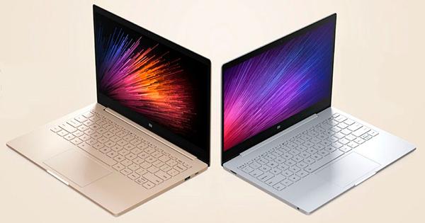 Un nuevo Mi Notebook Air con lector de huellas!