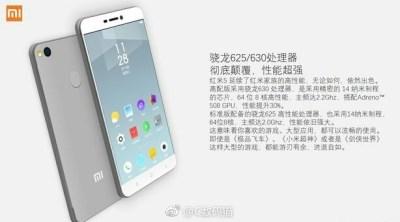 ¡Nuevo smartphone Xiaomi a la vista!