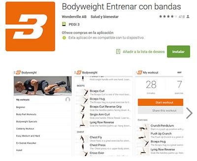 app de ejercicios