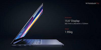 Nuevo Xiaomi Mi Notebook Pro
