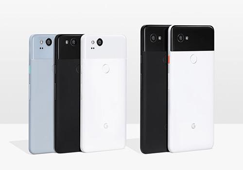 google pixel 2 y pixel 2 cl
