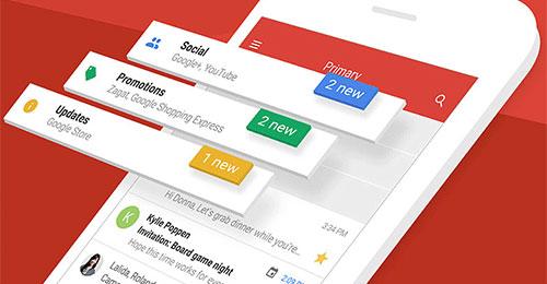 como usar gmail en iOS