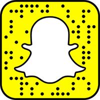 el famoso logo del fantasma de snapchat