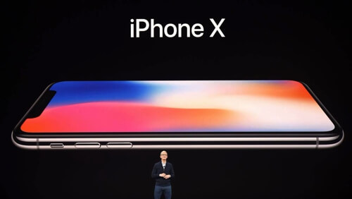 El nuevo iPhone X ha sido un éxito para Apple