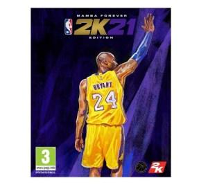 Comprar NBA 2K21 para PS5 edición Mamba Forever