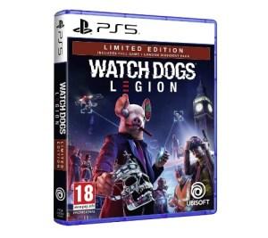 Comprar Watch Dogs Legion PS5 edición limitada