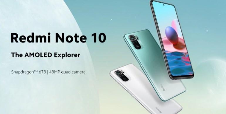 comprar Xiaomi Redmi Note 10