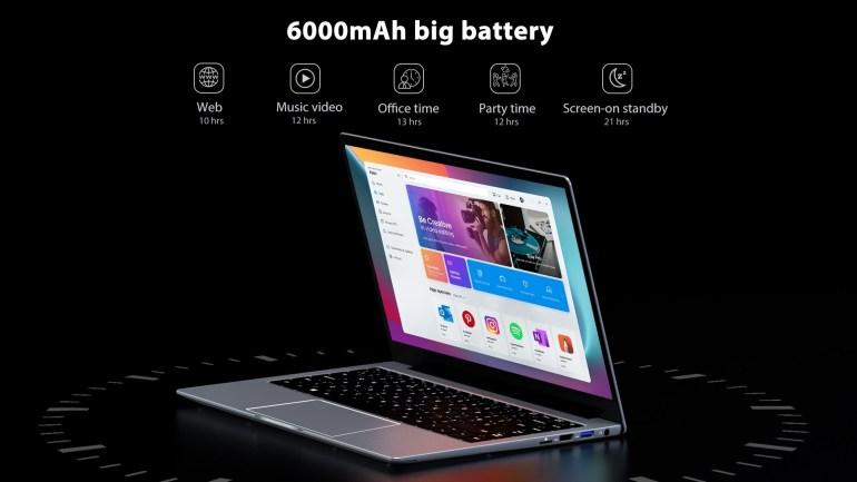 comprar nuevo portátil Blackview AceBook 1 barato