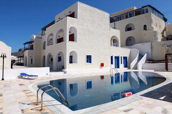 sejour grece carrefour voyages hotel atlantida santorin vacances france pas cher
