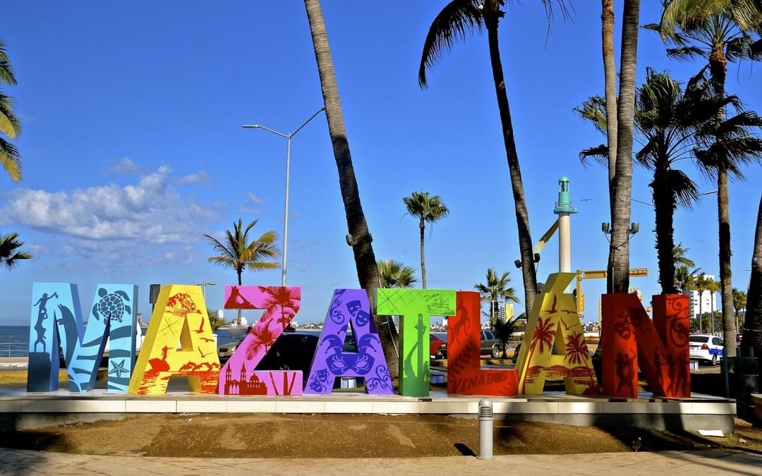 Mazatlan sign by Vacancy Rewards