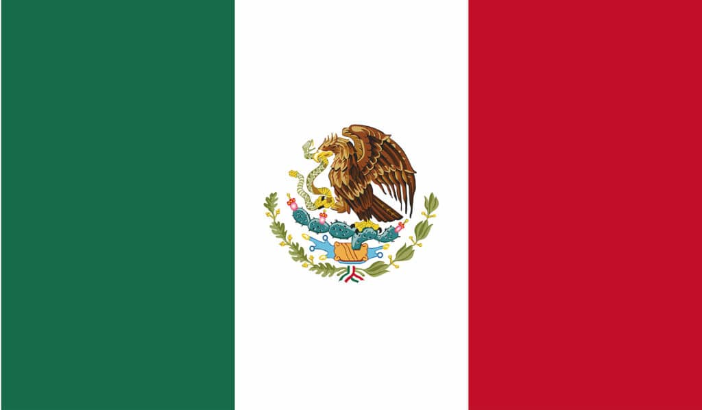 Day of the Mexican Flag Celebration