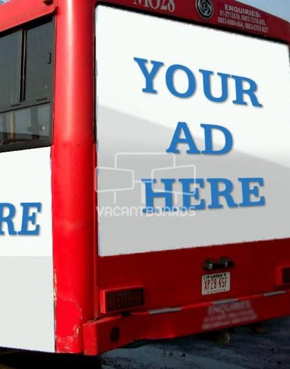 Lagbus BRT Transit Advertising