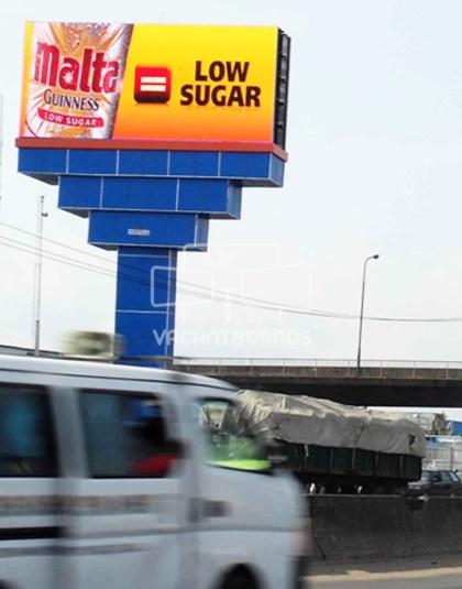 LED Billboard, Apapa Oshodi Express, Lagos