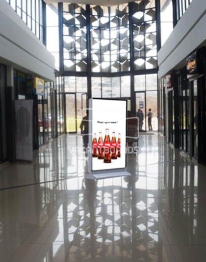 Digital Screens - The Palms Mall, Oyo