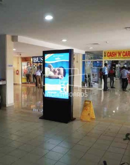Digital Screen - Heritage Mall Ibadan, Oyo