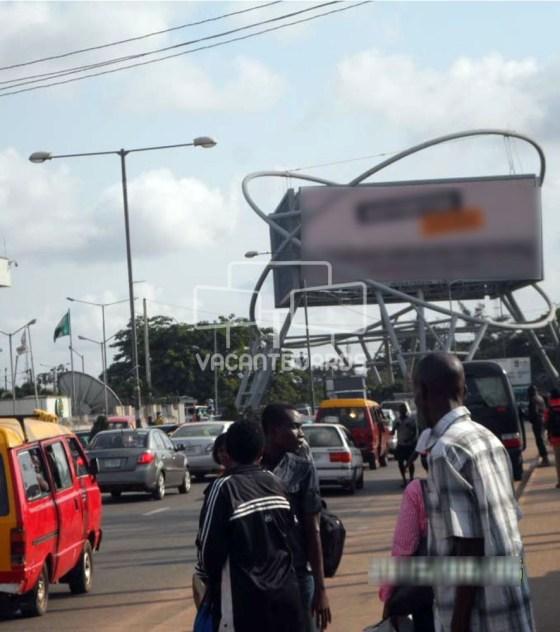 LED Billboard – Oba Ovoranmwen Square, Benin