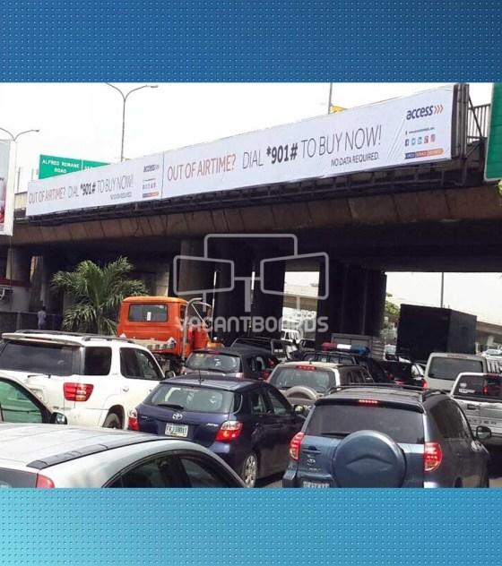 Bridge Panel Billboard – Falomo Ozumba Mbadiwe