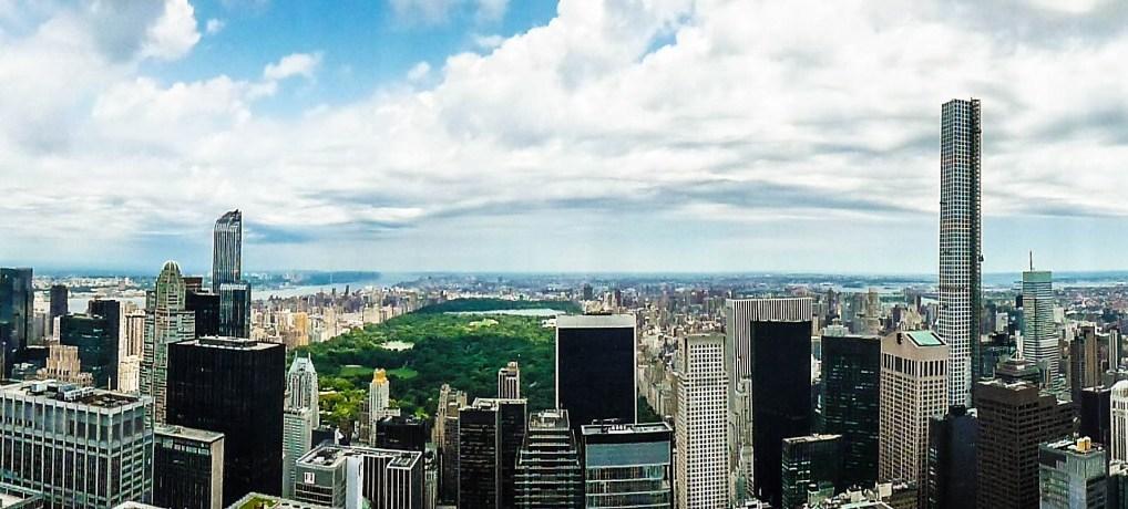 Cum se vede New York-ul de sus si cum poti face asta