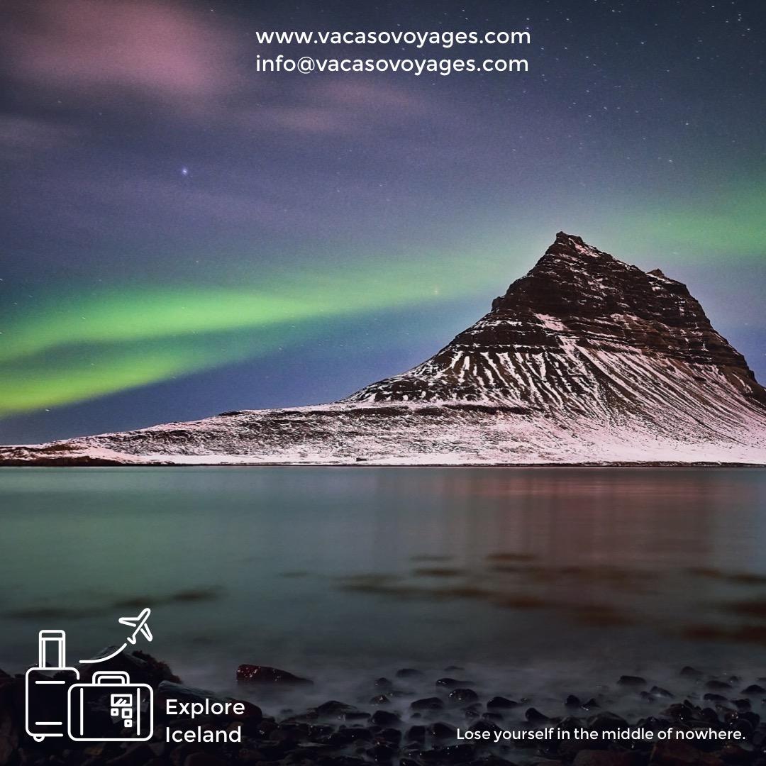 Vacaso Voyages - Ice Land