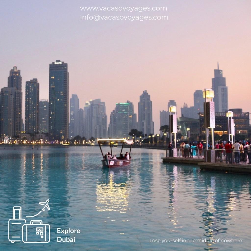 Vacaso Voyages - Dubai Packages