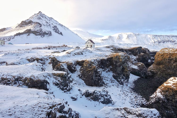Vacaso Voyages - Snaefellsnes Peninsula