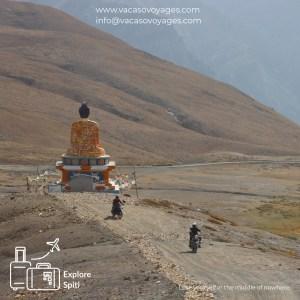 Vacaso Voyages - Spiti Bike Tour