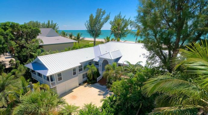 Beach Haven - Captiva Island Rental.