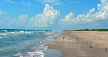 15 Best Texas Beaches