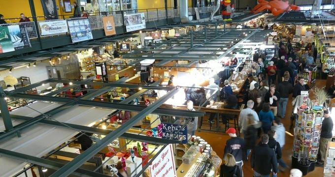 Best Things To Do In Milwaukee Wi Milwaukee Public Market