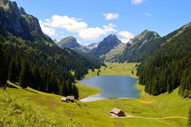 Places to Visit with Kids: Apenzell, Switzerland