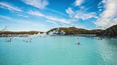 Best places to visit in the world: Blue Lagoon, Iceland