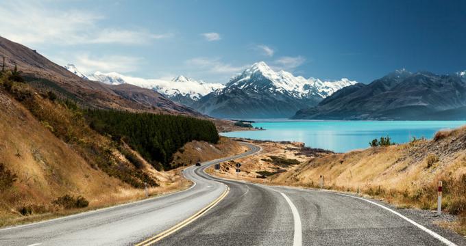 New Zealand Things To Do Aoraki Mount Cook National Park