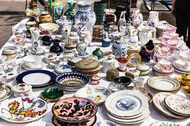 New Haven Flea Market