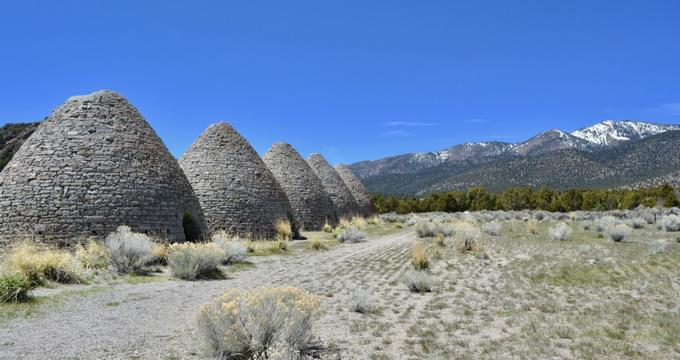 Things To Do In Nevada Ward Charcoal Ovens State Historic