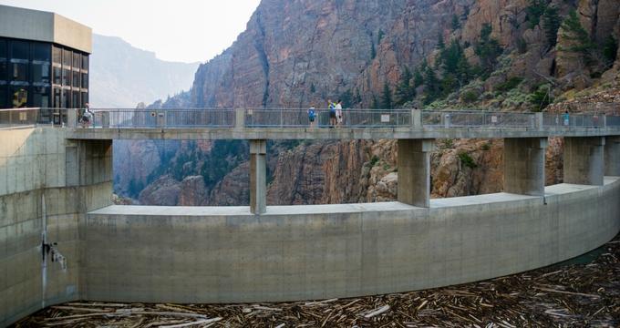 Things To Do In Cody Wyoming Buffalo Bill Dam