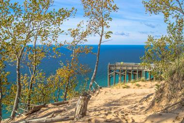Image result for scenic michigan